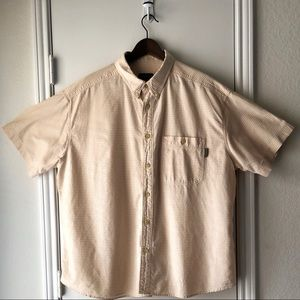 Woolrich Short Sleeve Button Down Shirt